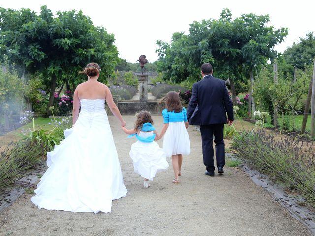 Le mariage de David et Glawdys à Vigneux-de-Bretagne, Loire Atlantique 3