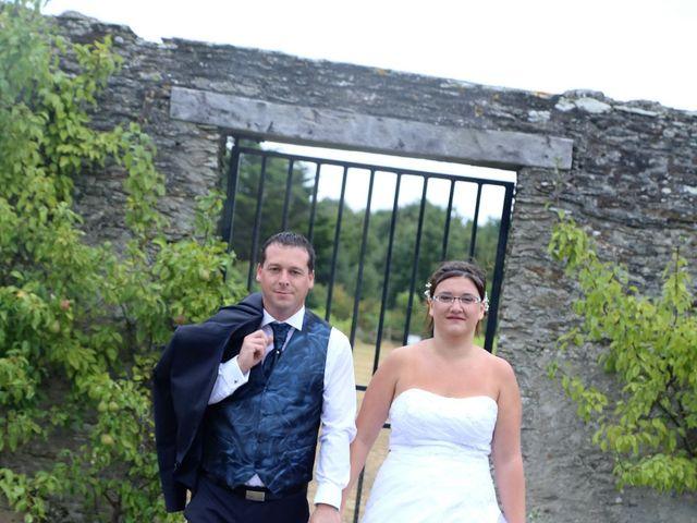 Le mariage de David et Glawdys à Vigneux-de-Bretagne, Loire Atlantique 5