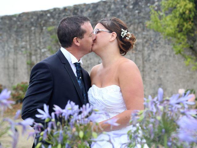 Le mariage de David et Glawdys à Vigneux-de-Bretagne, Loire Atlantique 6