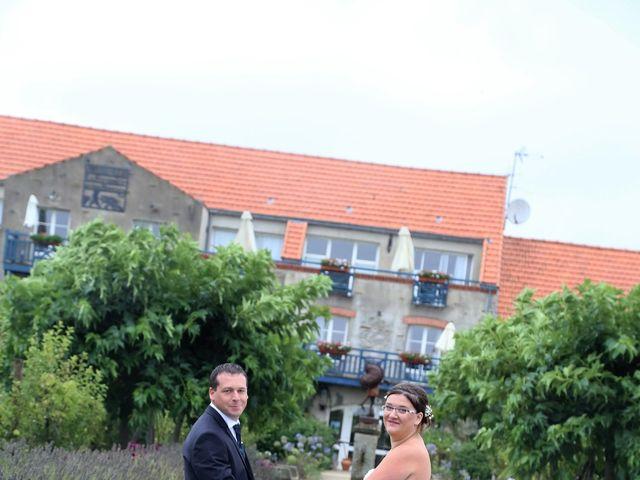 Le mariage de David et Glawdys à Vigneux-de-Bretagne, Loire Atlantique 7