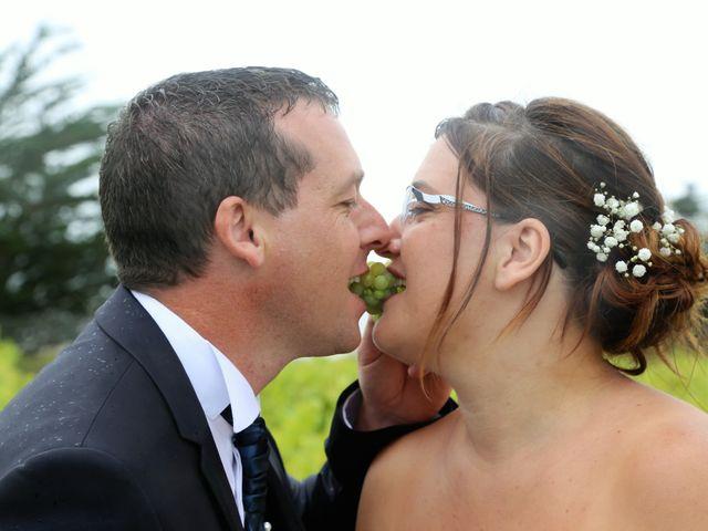 Le mariage de David et Glawdys à Vigneux-de-Bretagne, Loire Atlantique 9