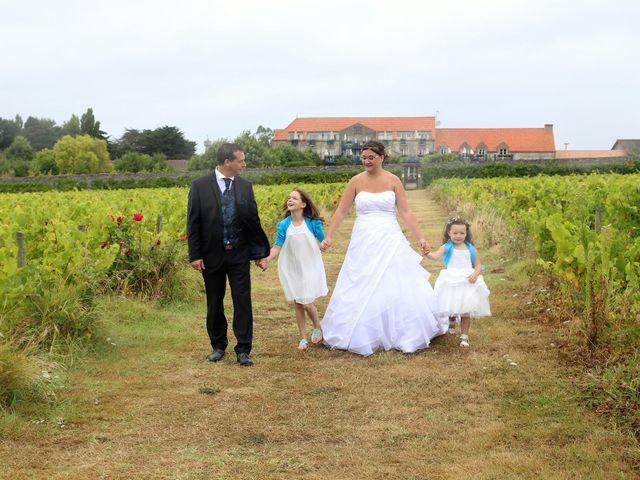 Le mariage de David et Glawdys à Vigneux-de-Bretagne, Loire Atlantique 10