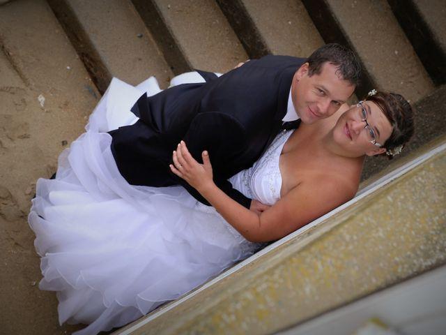 Le mariage de David et Glawdys à Vigneux-de-Bretagne, Loire Atlantique 11