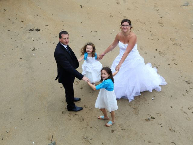 Le mariage de David et Glawdys à Vigneux-de-Bretagne, Loire Atlantique 12