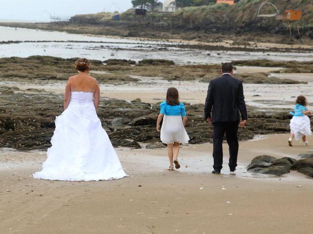 Le mariage de David et Glawdys à Vigneux-de-Bretagne, Loire Atlantique 13