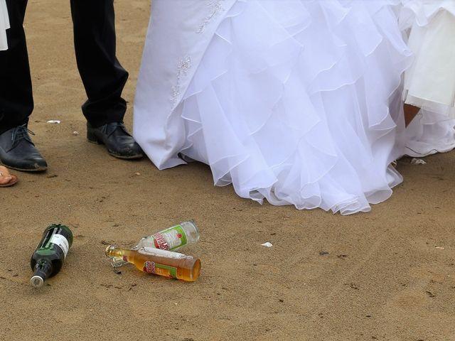 Le mariage de David et Glawdys à Vigneux-de-Bretagne, Loire Atlantique 14