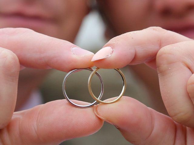 Le mariage de David et Glawdys à Vigneux-de-Bretagne, Loire Atlantique 17