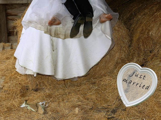 Le mariage de David et Glawdys à Vigneux-de-Bretagne, Loire Atlantique 21