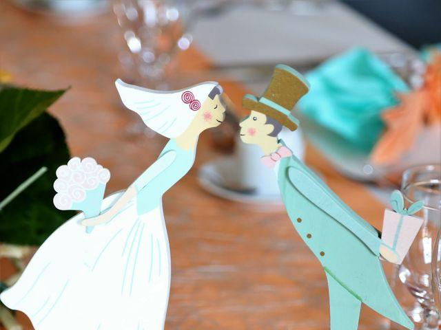 Le mariage de David et Glawdys à Vigneux-de-Bretagne, Loire Atlantique 25