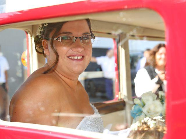 Le mariage de David et Glawdys à Vigneux-de-Bretagne, Loire Atlantique 34