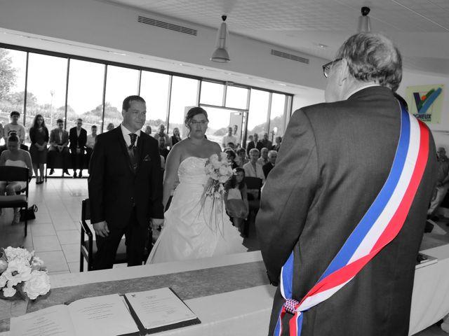Le mariage de David et Glawdys à Vigneux-de-Bretagne, Loire Atlantique 35