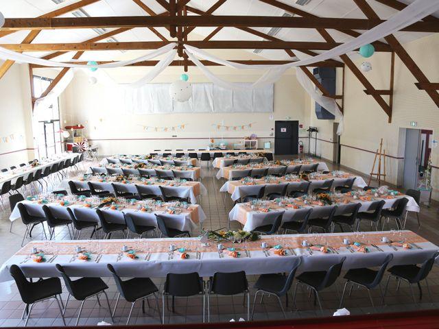 Le mariage de David et Glawdys à Vigneux-de-Bretagne, Loire Atlantique 39