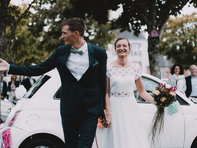 Le mariage de Quentin et Pauline à Loctudy, Finistère 13