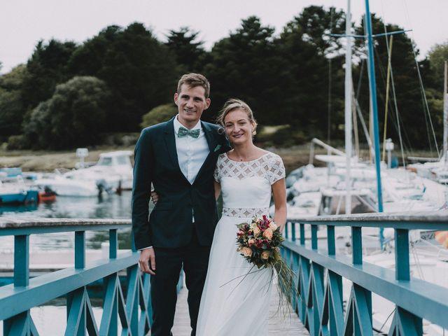 Le mariage de Quentin et Pauline à Loctudy, Finistère 40