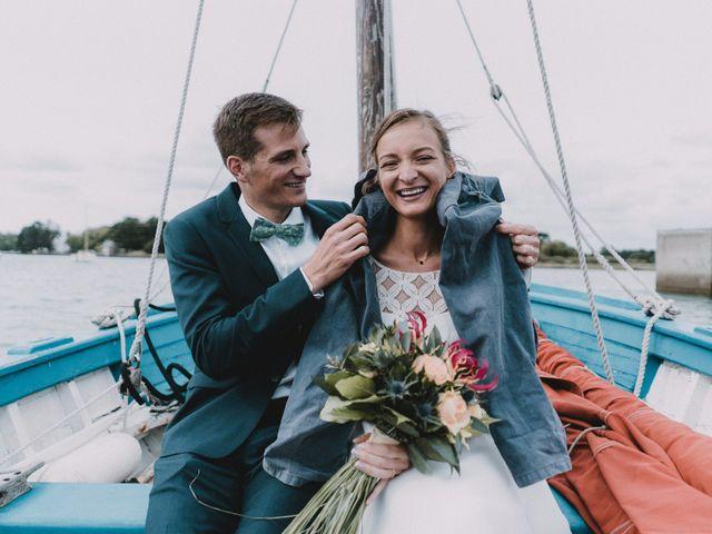 Le mariage de Quentin et Pauline à Loctudy, Finistère 2