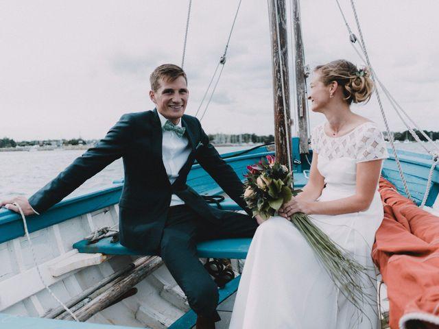 Le mariage de Quentin et Pauline à Loctudy, Finistère 43