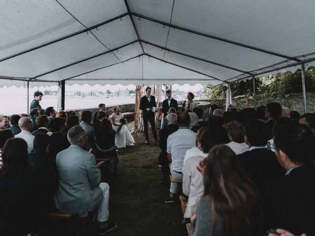 Le mariage de Quentin et Pauline à Loctudy, Finistère 54
