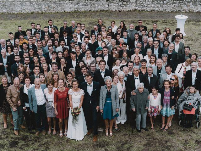 Le mariage de Quentin et Pauline à Loctudy, Finistère 86