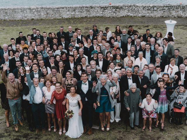 Le mariage de Quentin et Pauline à Loctudy, Finistère 87