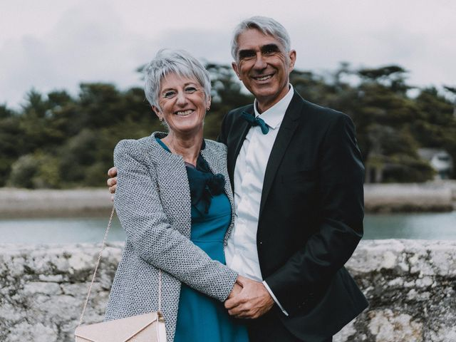 Le mariage de Quentin et Pauline à Loctudy, Finistère 88