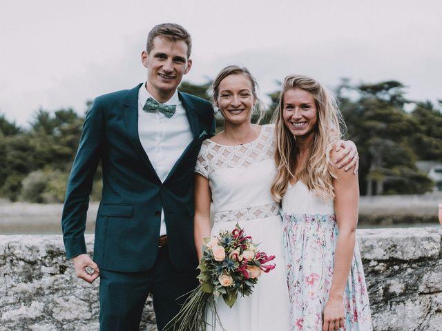 Le mariage de Quentin et Pauline à Loctudy, Finistère 90