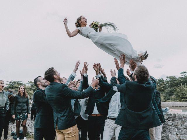 Le mariage de Quentin et Pauline à Loctudy, Finistère 106