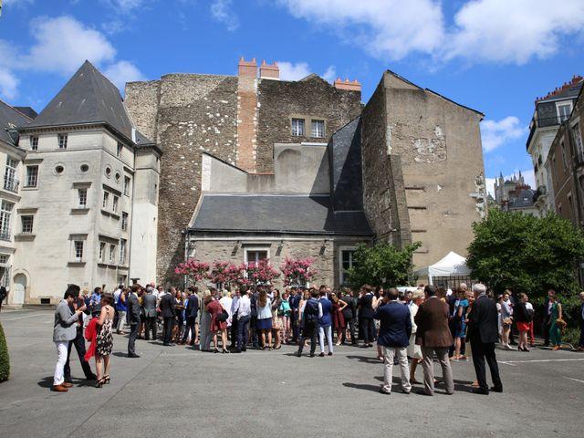 Le mariage de Téo et Claire à Campbon, Loire Atlantique 4