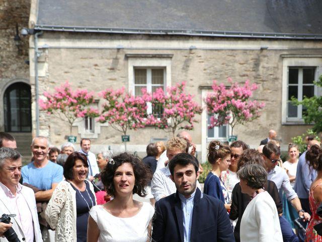 Le mariage de Téo et Claire à Campbon, Loire Atlantique 5