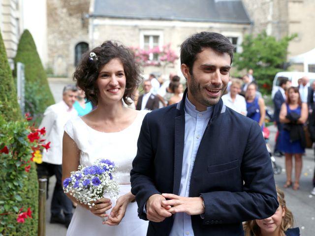 Le mariage de Téo et Claire à Campbon, Loire Atlantique 6