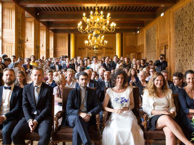 Le mariage de Téo et Claire à Campbon, Loire Atlantique 8