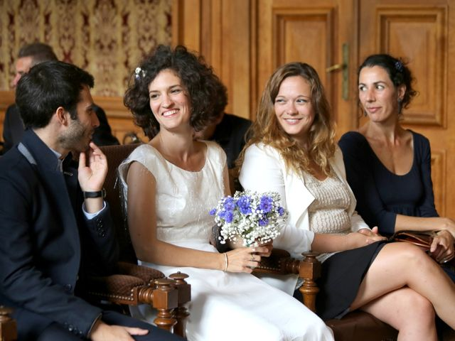 Le mariage de Téo et Claire à Campbon, Loire Atlantique 9