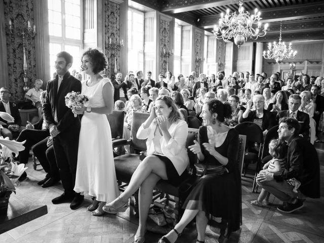 Le mariage de Téo et Claire à Campbon, Loire Atlantique 10