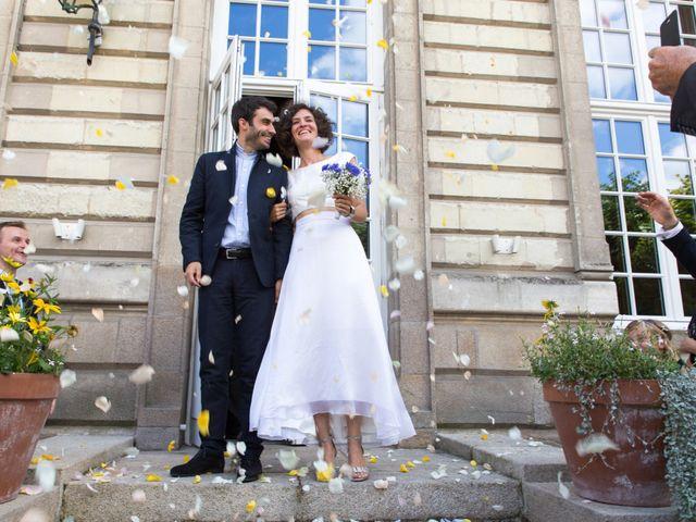 Le mariage de Claire et Téo
