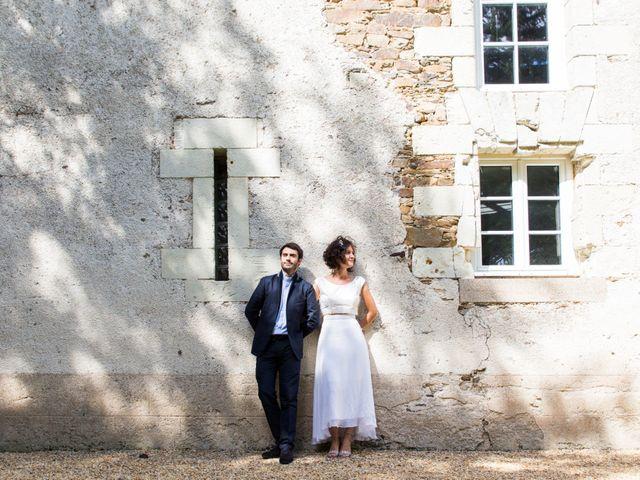 Le mariage de Téo et Claire à Campbon, Loire Atlantique 25