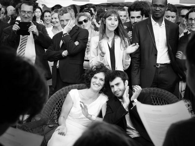 Le mariage de Téo et Claire à Campbon, Loire Atlantique 38