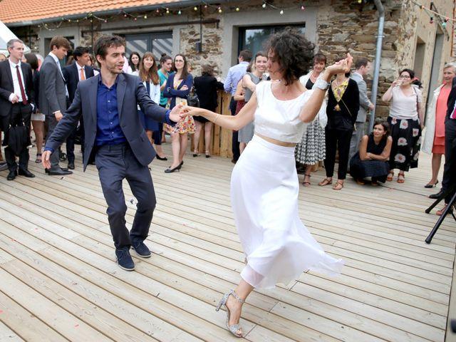 Le mariage de Téo et Claire à Campbon, Loire Atlantique 43