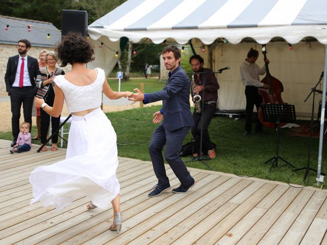 Le mariage de Téo et Claire à Campbon, Loire Atlantique 44