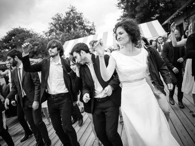 Le mariage de Téo et Claire à Campbon, Loire Atlantique 46
