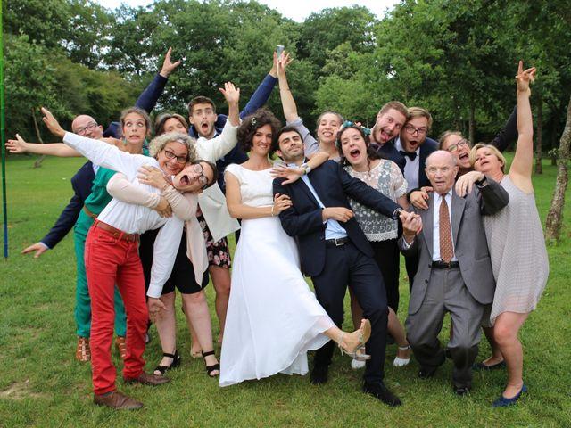 Le mariage de Téo et Claire à Campbon, Loire Atlantique 48