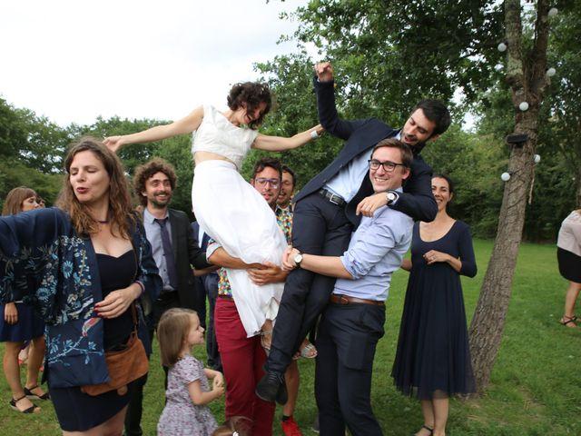 Le mariage de Téo et Claire à Campbon, Loire Atlantique 49