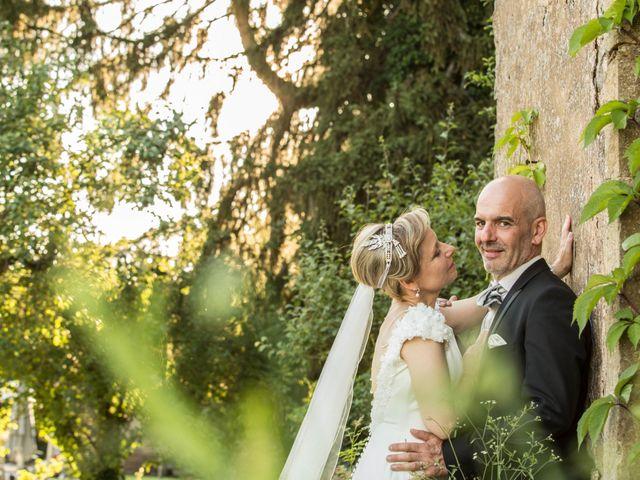 Le mariage de Stéphane et Isabelle à Igé, Saône et Loire 20