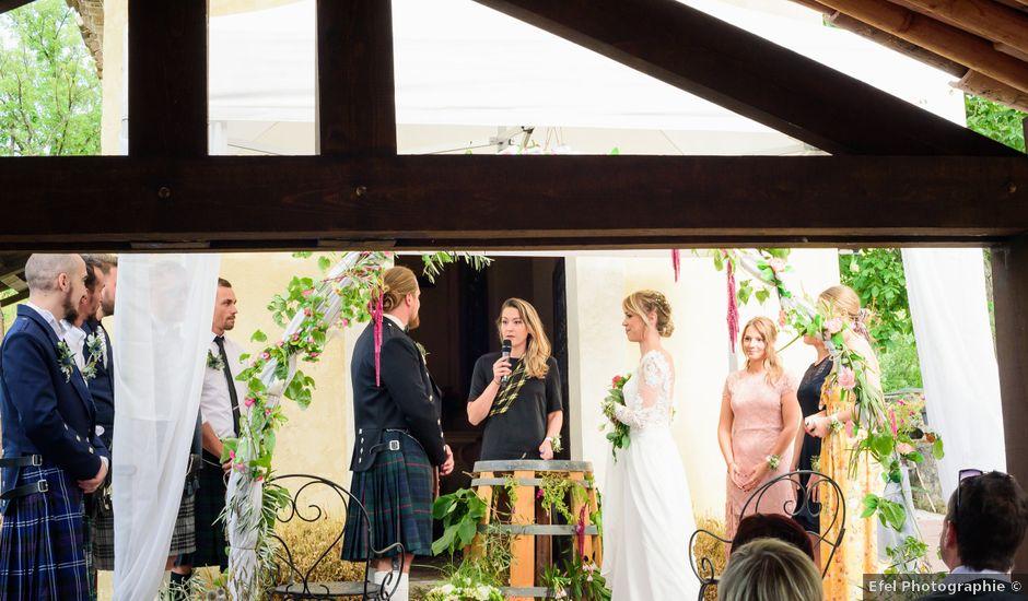 Le mariage de Kevin et Audrey à Entrevaux, Alpes-de-Haute-Provence