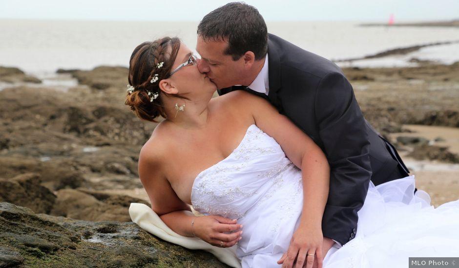 Le mariage de David et Glawdys à Vigneux-de-Bretagne, Loire Atlantique