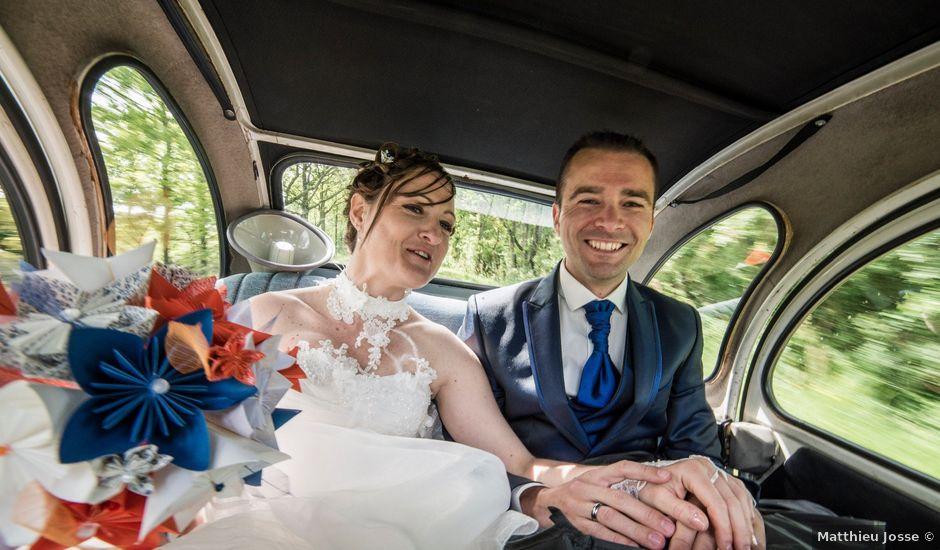 Le mariage de Benjamin et Estelle à Saint-Père-en-Retz, Loire Atlantique