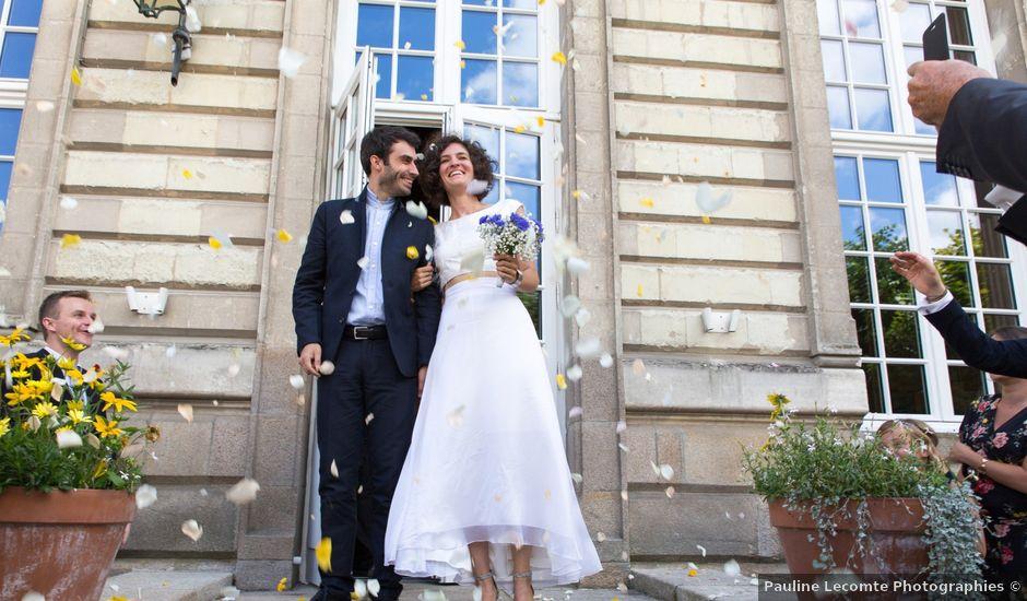 Le mariage de Téo et Claire à Campbon, Loire Atlantique