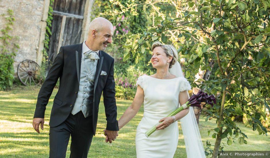 Le mariage de Stéphane et Isabelle à Igé, Saône et Loire