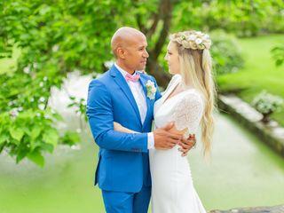 Le mariage de Aliona et Andry