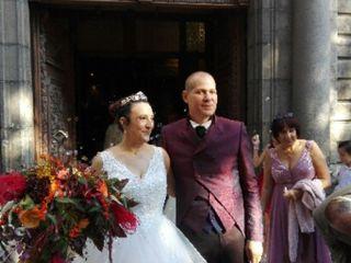 Le mariage de Sabrina et Philippe