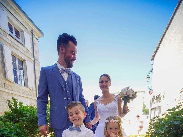 Le mariage de Basile et Sophie à Laplume, Lot-et-Garonne 17