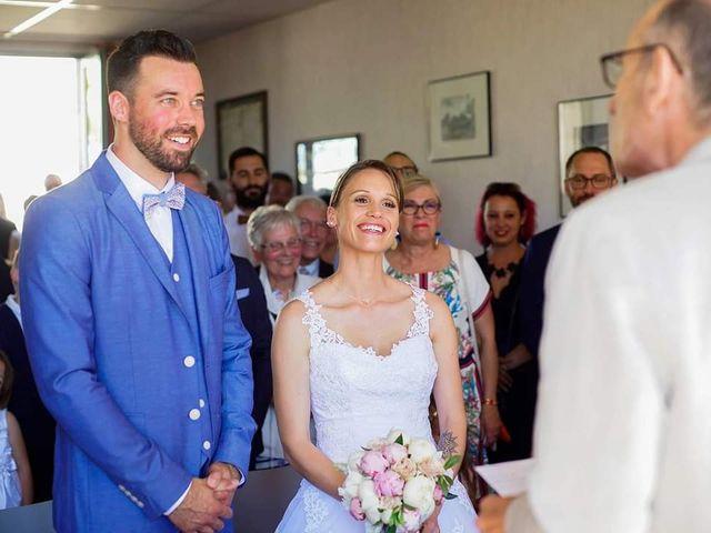 Le mariage de Basile et Sophie à Laplume, Lot-et-Garonne 18